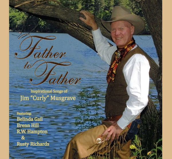 The CD Father to Father is a compilation of Curly's inspirational songs that was produce after his passing